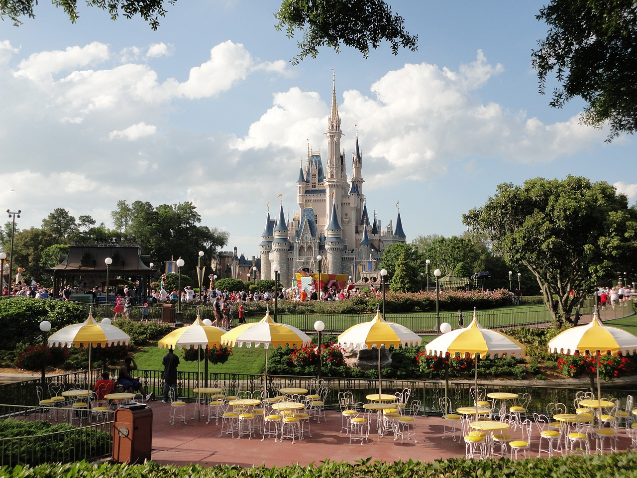 Going to Disney World alone, as an adult, is it weird?